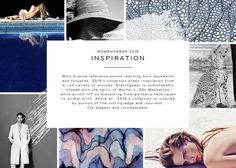 THE REISS SS15 INSPIRATION :: This season's inspirations and overviews on key SS15 colours, prints and silhouettes