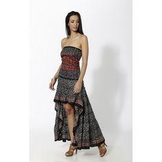 ▷ Moda Boho Chic Premium en Mauna 🥇Diseños únicos y limitados! Boho Chic, Fashion Moda, High Low, Barcelona, Strapless Dress, Spirit, Collection, Dresses, Long Gowns