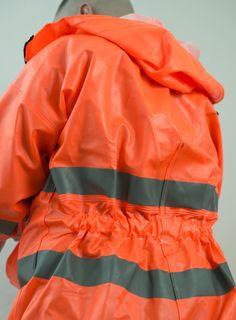 Rain Jacket, Windbreaker, Ocean, How To Wear, Jackets, Fashion, Rain Gear, Down Jackets, Fashion Styles