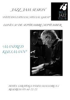 Programa Jam Jazz Concierto Hotel