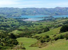 Beautiful New Zealand.