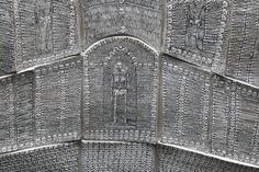 Porta da Capela - Céramiques : Charlotte Cornaton