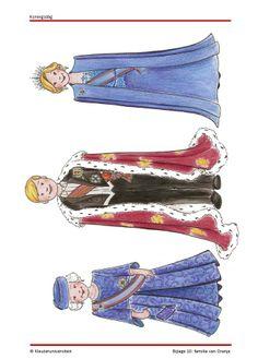 koninklijke familie groot formaat