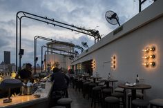 Capitole Rooftop Restaurant and Lounge - Beirut
