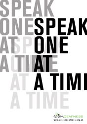 AD Deaf awareness poster 4