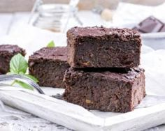 Brownies minceur au Thermomix®