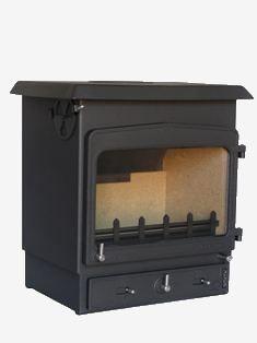 Woodwarm 12kw Plus multifuel stove