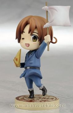 One Coin Grande Figure Collection Hetalia - Northern Italy Figure