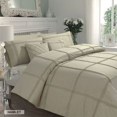 eb3a40fe015 Damask King Duvet Set Twin Pack - Grey in 2019