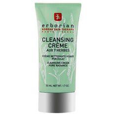 Erborian - Cleansing Creme - Crème Nettoyante Visage
