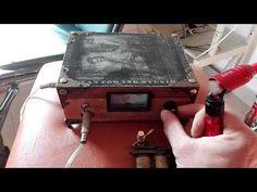 handmade retro tattoo power supply 7 - YouTube Tattoo Power Supply, Retro Tattoos, Science And Technology, Youtube, Handmade, Hand Made, Craft, Youtube Movies