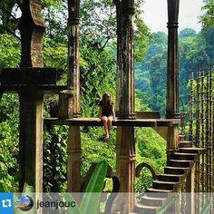 #Instaartista @jeanjouc hermosa foto en Xilitla!!!   Los invitamos a usar nuestra etiqueta #⃣instaartista  Imprime tus fotos en materiales increíbles con Insta-Arte en: www.insta-arte.com.mx