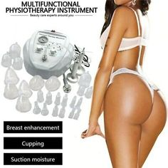 Find many great new & used options and get the best deals for Breast Vacuum Enlargement Buttocks Lifting Vacuum Therapy Machine Face and Body at the best online prices at eBay! Free shipping for many products! Loose Belly Fat, Hips And Curves, Skin Care Spa, Wrinkled Skin, Loose Skin, Skin Care Remedies, Liposuction, Body Contouring