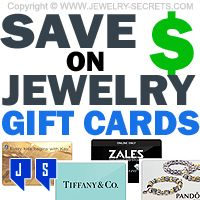 ►► SAVE ON JEWELRY GIFT CARDS ►► Jewelry Secrets