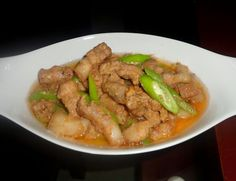BINAGOONGAN (Pork Belly with Jalapeno in Coconut Milk)