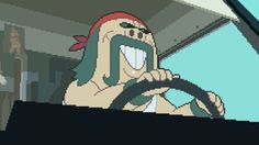 FLAIRS – TRUCKERS DELIGHT  Awesome animated music video!