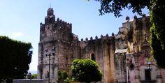 Templo_y_ex_Convento_de_San_Agustin / México Desconocido