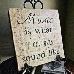 LOVE this for Greg and I who are music people!