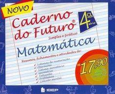 Caderno do futuro páginas: 140 Faça o download deste caderno com 140 páginas de atividades de matemática para o 5º ano. DOWNLOAD Education, School, Download, 1, House, Math Teacher, Note Cards, Science, Future Tense
