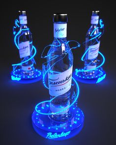 vodka Belenkaya POSm on Behance