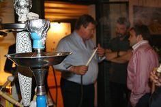 ShishaBar by Narguile Club estuvo presente en los Premios Profesionales La Boutique del Fumador.Arropada por TCI, la enseña ofreció una original degustación de sus productos y shishas acogida con gran éxito entre los invitados.