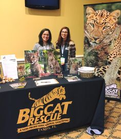Ending our long week on a high note at the Florida Animal Control Association [FACA] Conference. Encouraging to be around fellow animal lovers, all working to improve the lives of those we call family.  Big Cat Rescue is a proud sponsor of FACA and we greatly appreciate their continued support of the Big Cat Public Safety Act!