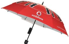 Vodafone Unveils Umbrella That Charges And Boosts Signals Of Mobile Phones - DesignTAXI.com