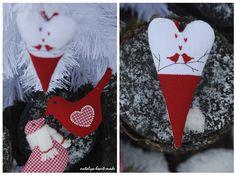 heartmade: Зимові пташки / Зимние птички