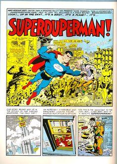 Superduperman versiones alternativas de superm