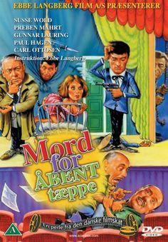 mord for åbent tæppe (1964) et mord sker for åbent tæppe.