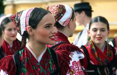 ♔ People from around the World: Folk Dance Festival in Szeged. We Are The World, People Around The World, Hungarian Dance, Hungarian Girls, Folk Costume, Costumes, Art Populaire, Folk Dance, Historical Clothing
