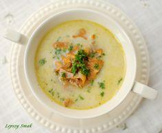 zupa z kurek