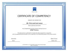 Certificate of competency template sonundrobin certificate of competency template spiritdancerdesigns Images