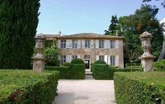 Aix en Provence house style