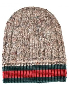 1e49b59a0dd91 GUCCI Gucci Web Stripe Beanie.  gucci  hats