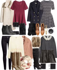 Winter H&M Outfits