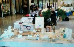 White Sands Home Accessories.  Just a few of our stalls.  Come and visit us to see the full collection.