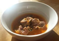 Chicken Gizzard Stew Recipe -  Very Delicious. You must try this recipe!