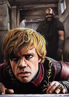 Game of Thrones - Tyrion in the clink by Trev--Murphy on deviantART