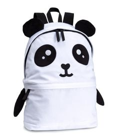 H&M Panda Backpack