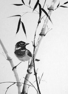 Bird - blauwborst - by Kalpa Maclachlan, Netherlands
