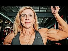 Famous 51 years young Melanie Horton - IFBB Pro Female muscle - YouTube