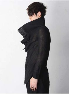 Diabolically Dark Duds - Fabrixquare Offers Avant-Garde Menswear Styles for Less