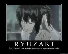 Ryuzaki <3