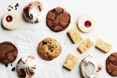 If the thought of digging out your great aunt's shortbread recipe – the one you whip for days and top with little bits of red and green glacé cherries – is sapping you of holiday spirit, fear not