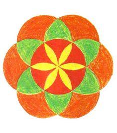 7 Intersecting Circles