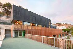 Coll-Leclerc Arquitectos, José Hevia · Sant Gregori School