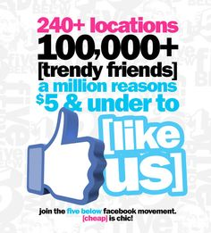 Growing as fast as we can!  Join the 5B revolution on Facebook. This is where I work in Mcdonough, GA I love this place
