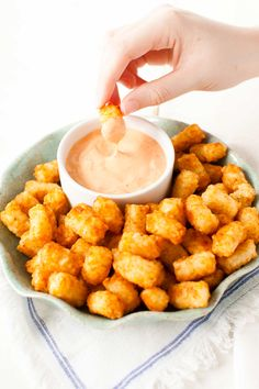 3 Simple Ways to Serve Tater Tots