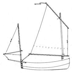 Houdini by John Welsford (LOA: m). Serious, a sailing dinghy with space to sleep two or daysail four. Specs, plans, building logs, photo and video gallery. Sailing Dinghy, Sailing Boat, Utility Boat, Cabin Cruiser, Paddle Boat, Small Boats, Boat Plans, Wooden Boats, Fishing Boats
